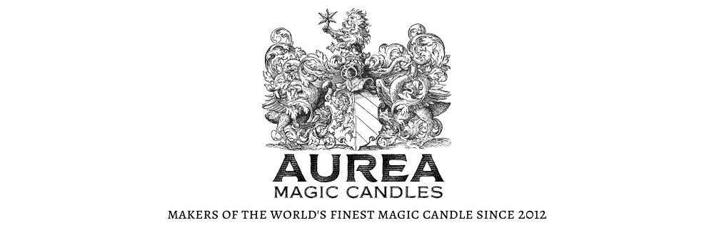 Aurea magic candles